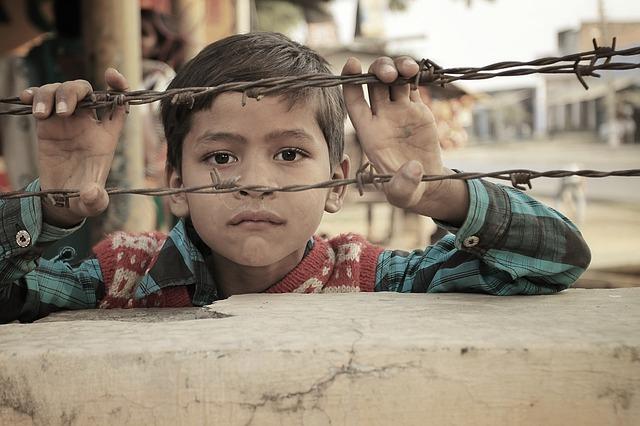 indický chlapec