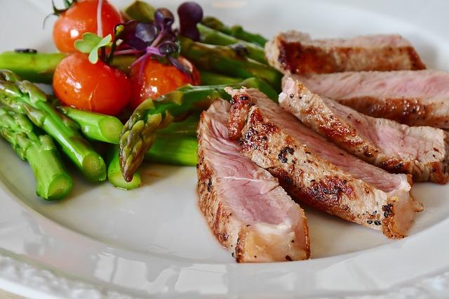 telecí maso