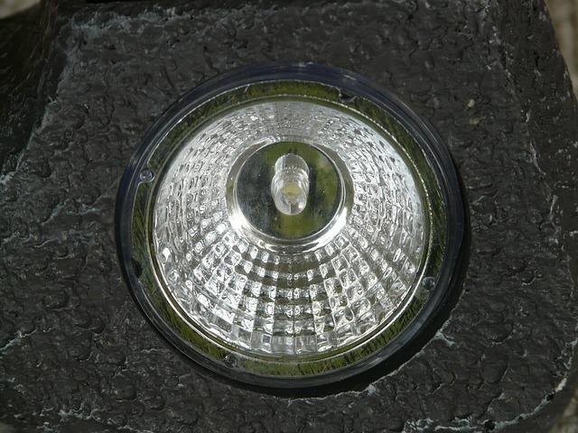 malý reflektor
