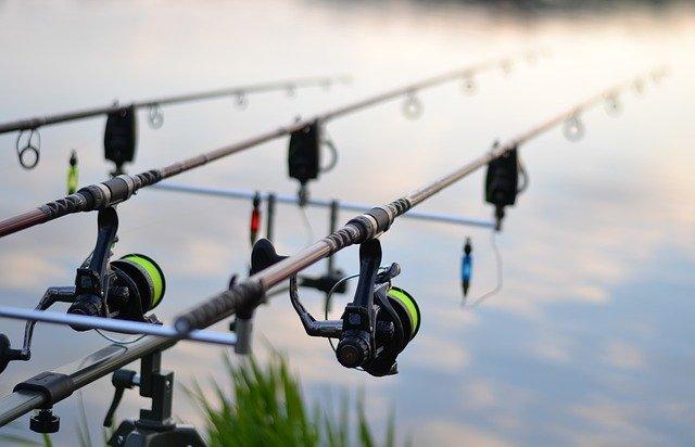 veselá rybařina