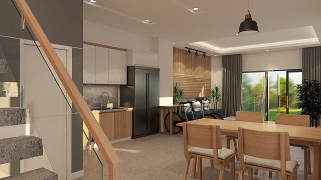 interiér moderní design