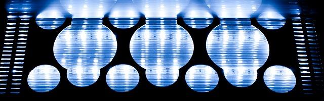 led osvětlení energie