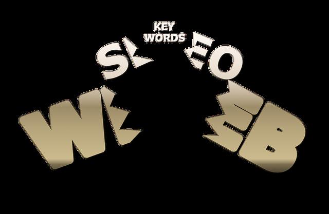seo klíčová slova