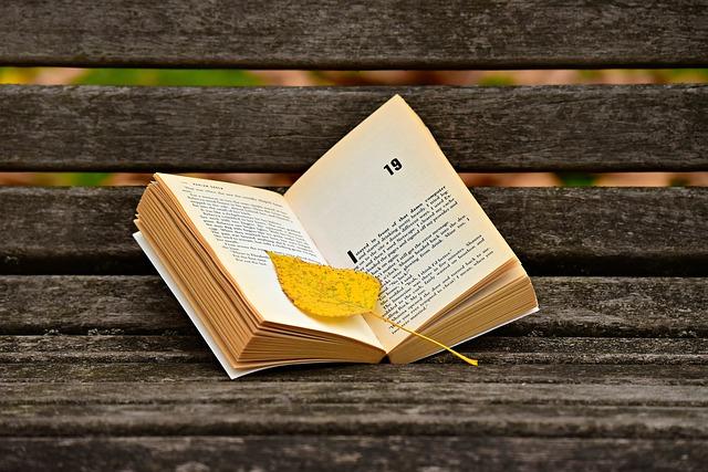 list na knize